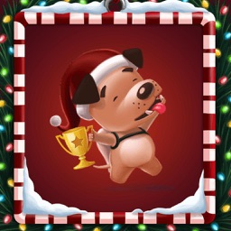 flappy christmas - flap dog
