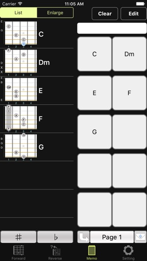 G Chord On The App Store
