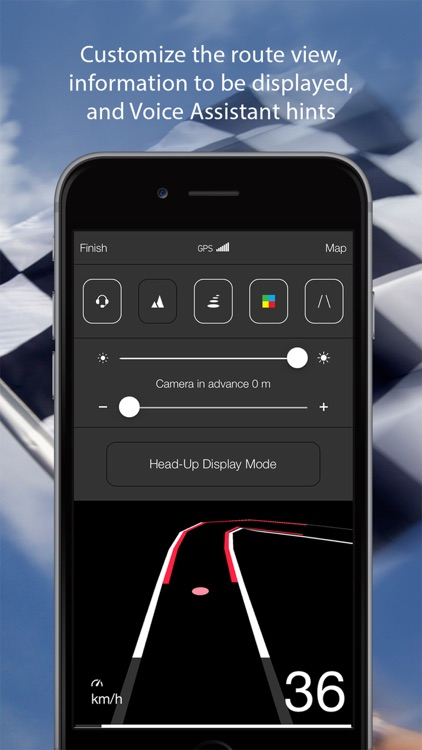 Co-Pilot RT — Rally sport app powered by Hudway screenshot-3