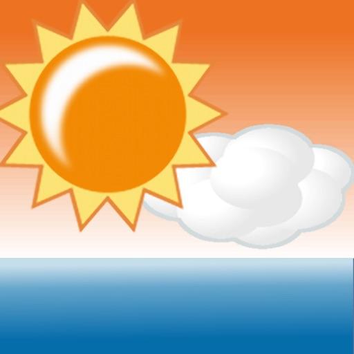 ヒノデくん - 日の出日の入りを計算できるシンプルなアプリ