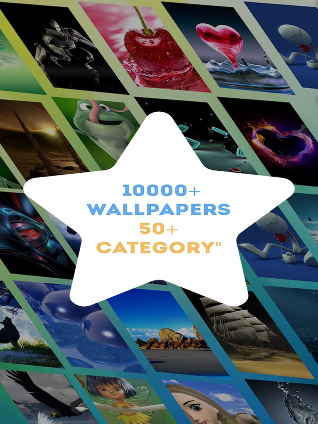 10000 3D Live Wallpapers Hd Backgrounds Free On The App Store