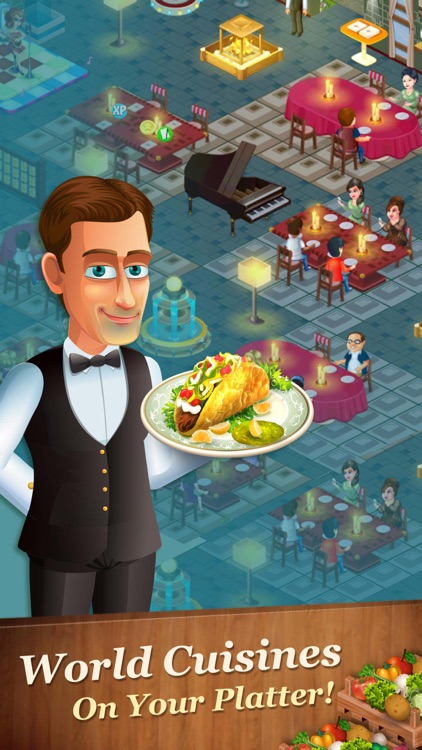 Star Chef: Cooking Game screenshot-3