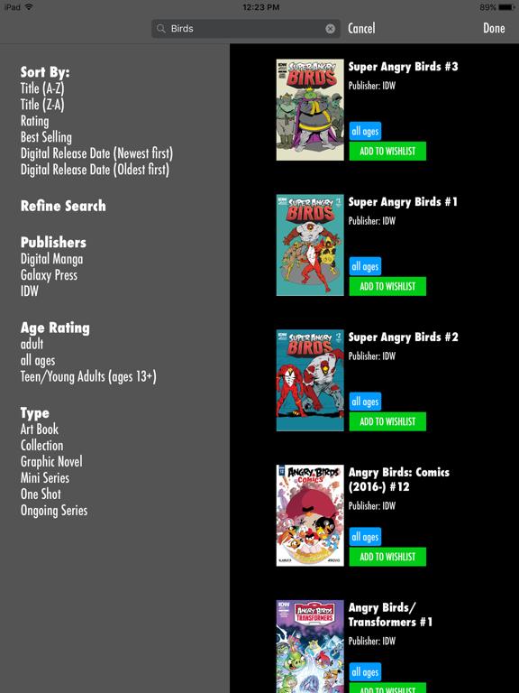 Comics Plusのおすすめ画像5
