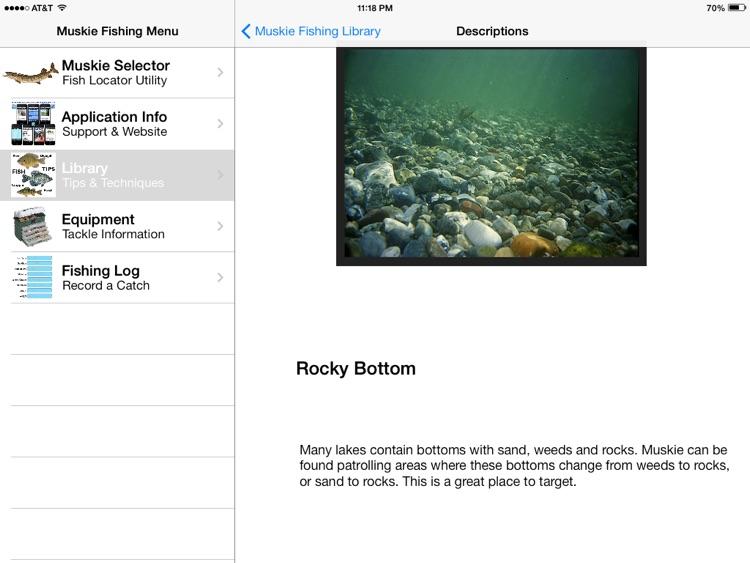 Muskie Fishing Pro screenshot-4