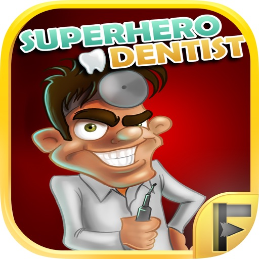 Superhero Dentist Games Adventure Doctor Free iOS App
