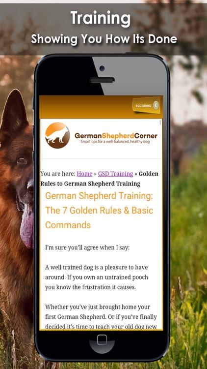 K9 German Shepherds Watch Dogs - Rescue Dogs Prem