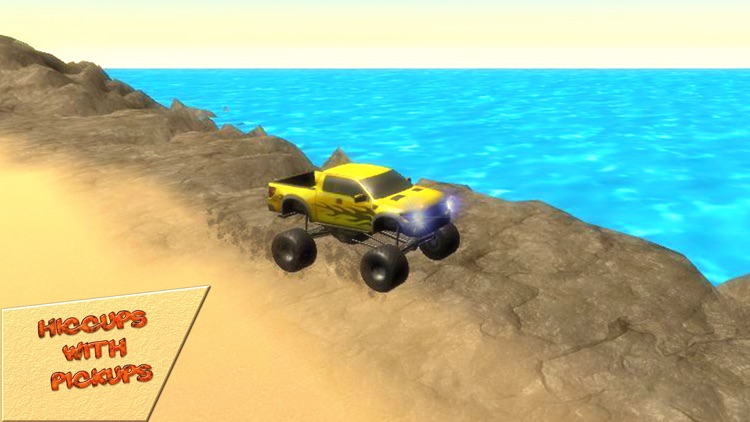 Off road 4x4 jeep: Mountain hill drive screenshot-3
