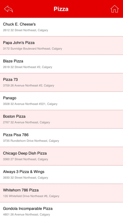 Great App for Blaze Pizza Locations screenshot-4