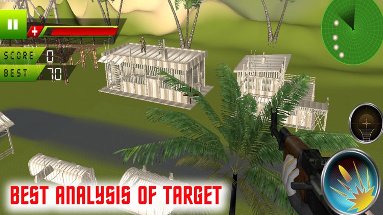 Army Commando Helicopter War Shooting 3D screenshot-4