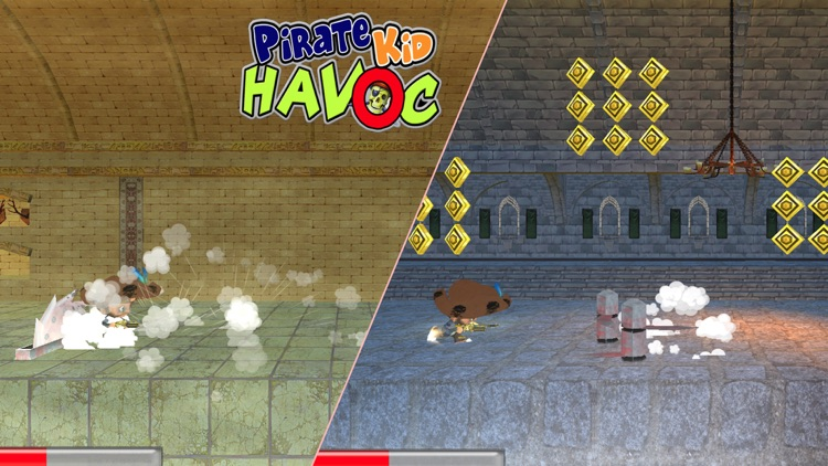 Pirate Kid Havoc Free: Fun Shooting Games For Kids screenshot-0