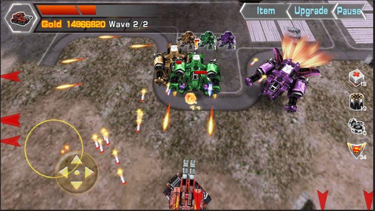 Counter Tank Battle 3D screenshot-4