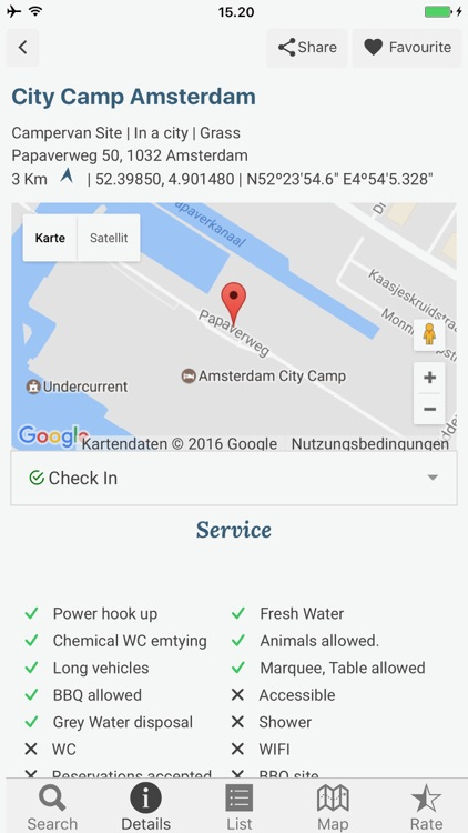 Campervan.Guide Pro screenshot-3