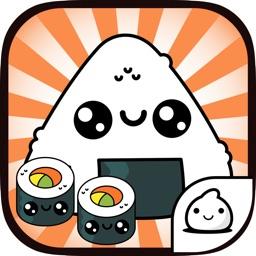 Sushi Evolution Food Clicker