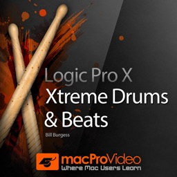 Xtreme Drums & Beats Course For Logic Pro X