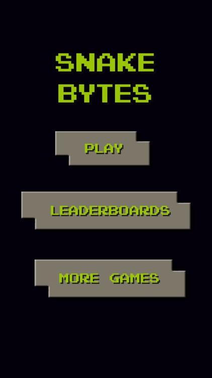 Snake Bytes - Classic Pixel Game