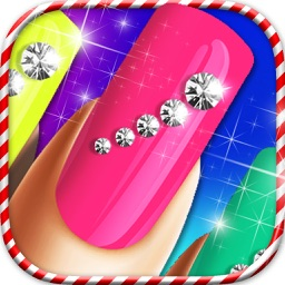 Christmas - Nail Art Salon