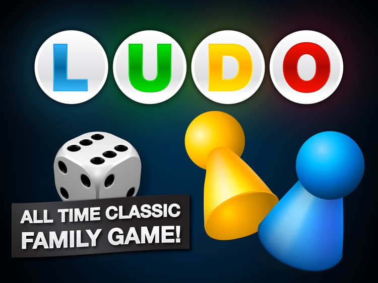 LUDO+ Family Board Game