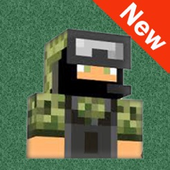 Military Skins For Minecraft PE PC On The App Store - Skins para minecraft pc