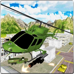 Heli Strike Gunship Battle 3D