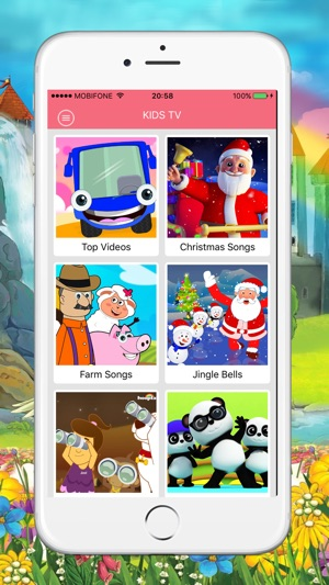Kids Songs - Free Kids Music for YouTube Kids on the App Store