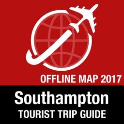 Southampton Tourist Guide + Offline Map