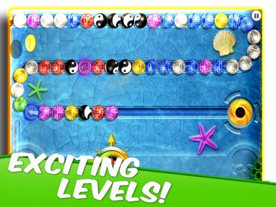 Poping Ball - Ocean Marble screenshot 6