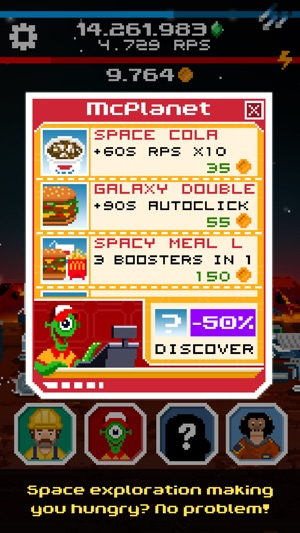 Tap Galaxy – Deep Space Mine on the App Store