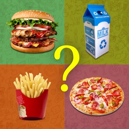 Guess the Food Quiz for Brand and Logos