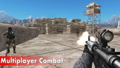 Special Forces Online FPS Screenshot on iOS