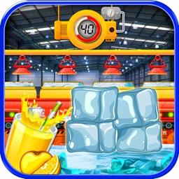 Ice Blocks Factory – Frozen Treat and Dessert Fun