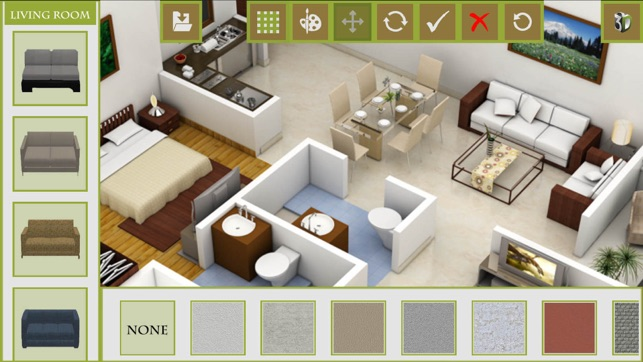 Dream House Interior Design On The App Store Rh Itunes Apple Com Interior  Design Appleton Interior Design Applications