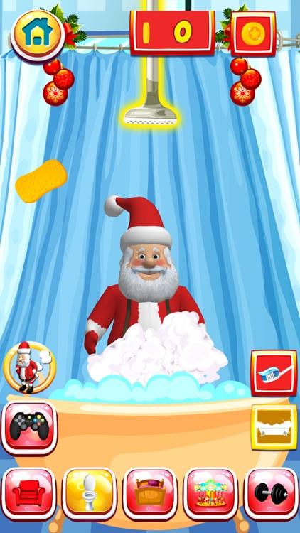 Talking Santa Christmas Game