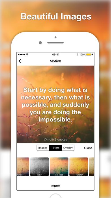Motiv8 Insta Quote Creator Add Text on Your Imagesのおすすめ画像2