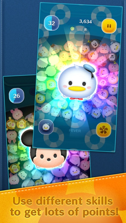 LINE: Disney Tsum Tsum screenshot-2