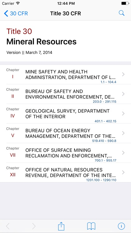 30 CFR - Mineral Resources (LawStack Series)