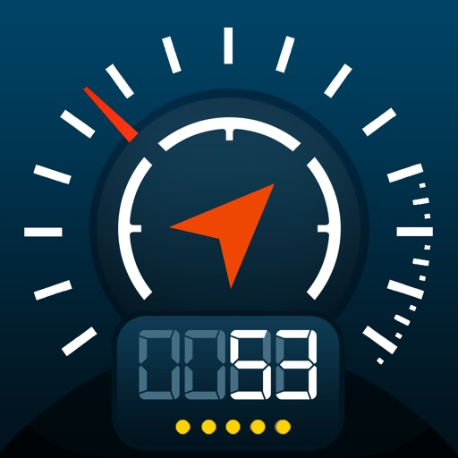 Speedometer GPS -TM 2