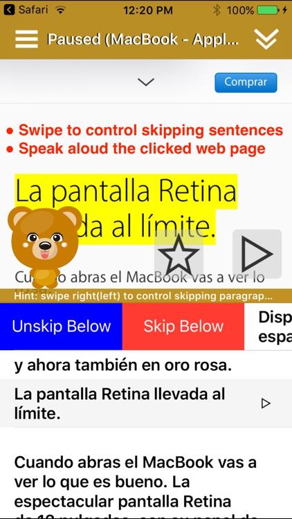 ReadToMe 2 Lite screenshot-3