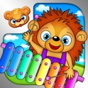 123 Kids Fun MUSIC Free Top Music Games for Kids icon
