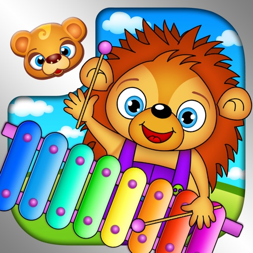 123 Kids Fun MUSIC Free Top Music Games for Kids