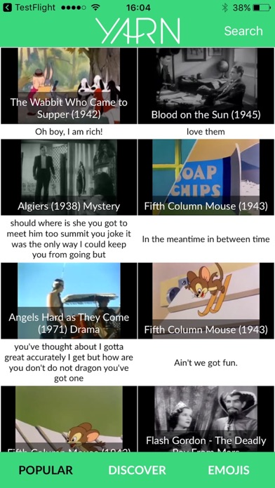 YARN - TV & movie video clips by quote screenshot four