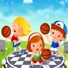 バスケットボールチャンピオンズマルチチームゲーム icon