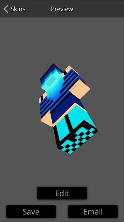 Girl Skin Maker for Minecraft PE + PC Edition screenshot-3