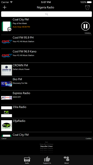 Nigerian Radio screenshot three