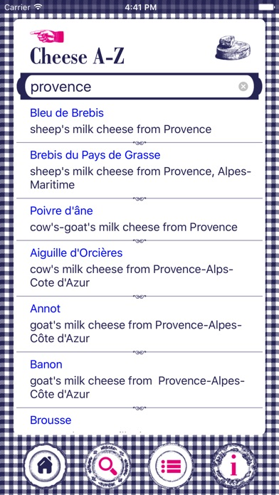 Culinary French A Z review screenshots