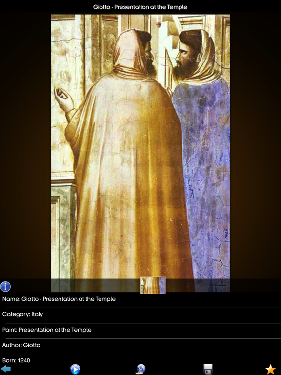 Giotto Art Gallery! screenshot 7