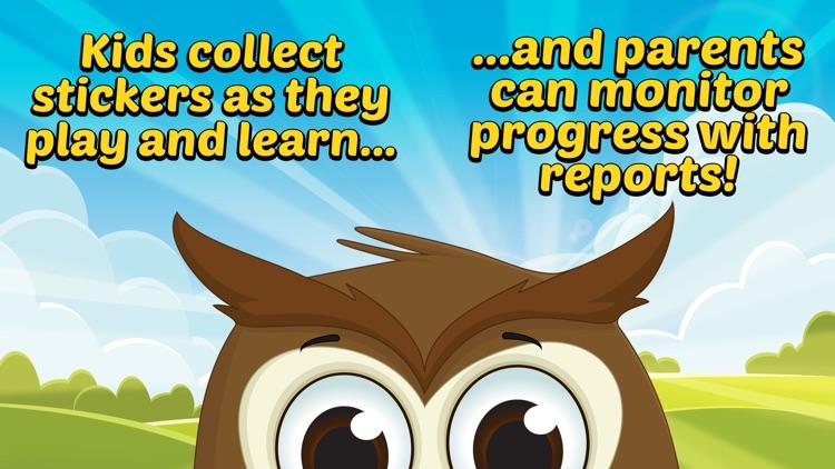 Preschool and Kindergarten Learning Games (SE) screenshot-3
