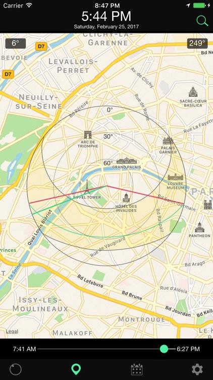 Solar Compass screenshot-3