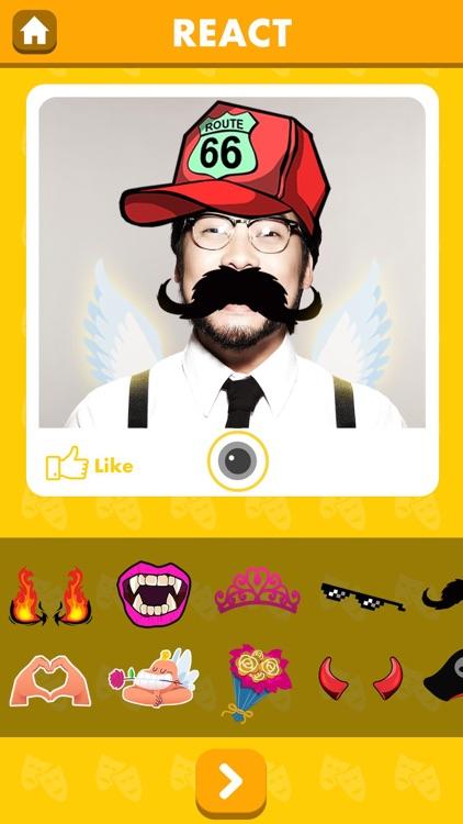 Face Up - The Selfie Game screenshot-3