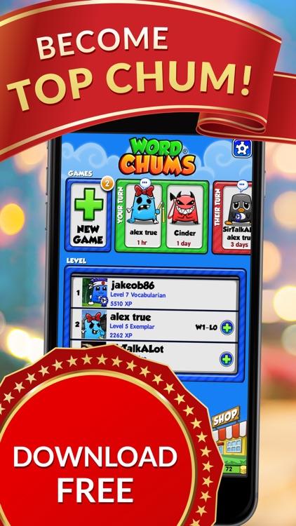 Word Chums! screenshot-4