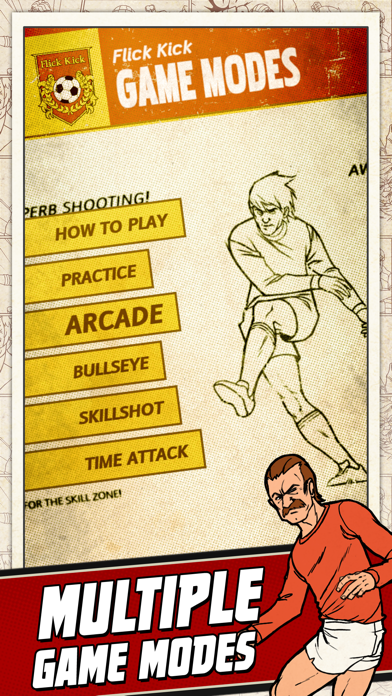 Flick Kick Football-3